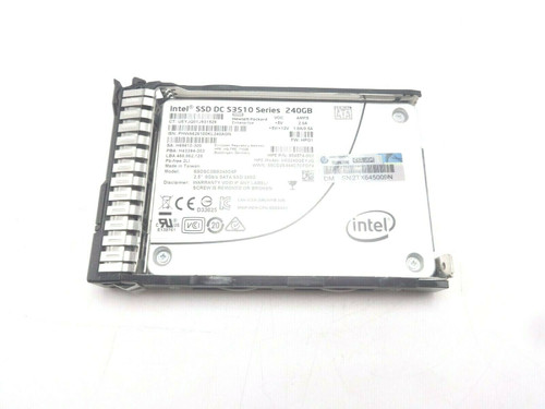 HP 805363-001 240GB MLC SSD 2.5 Hard Drive 804587-B21