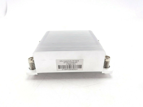 HPE 779091-001 DL180 G9 Heatsink
