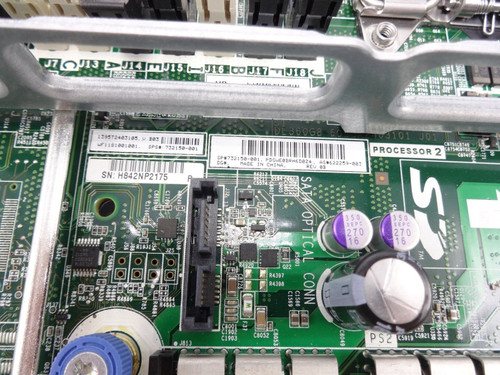 HP 732150-001 DL360P Gen 8 V2 System Board