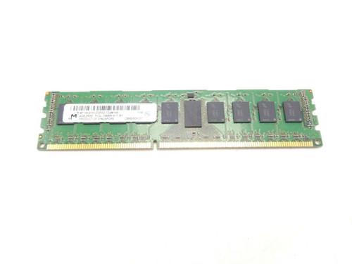 Micron MT18KSF51272PDZ-1G4M1 4GB PC3L 10600R 2Rx8 Dimm