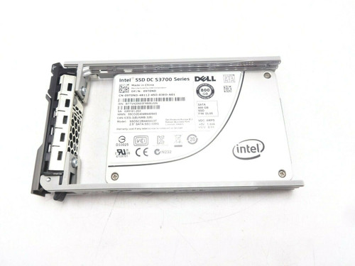 Dell 9T0ND 800GB 6GBPs MLC 2.5 SSD