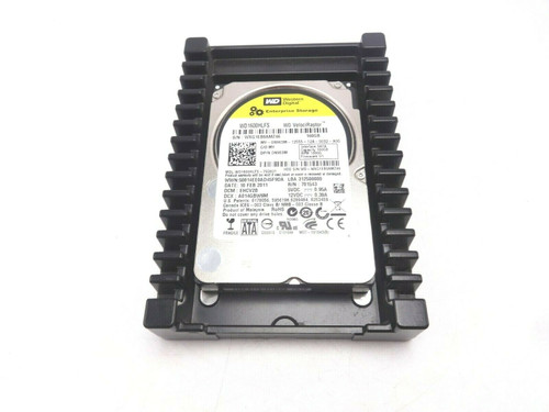 Dell N963M Enterpris+C22:C42e Velocirapter 160GB 10K 3GBPs SATA 2.5 HDD Mounted in 3.5
