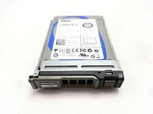Dell 8C38W 400GB SAS SSD 6GBPS 2.5 Solid State Hard Drive