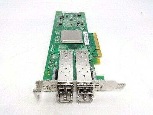 Dell 5PPRV 8GB Dual Port HBA PCI-E QLE2562 Network Card