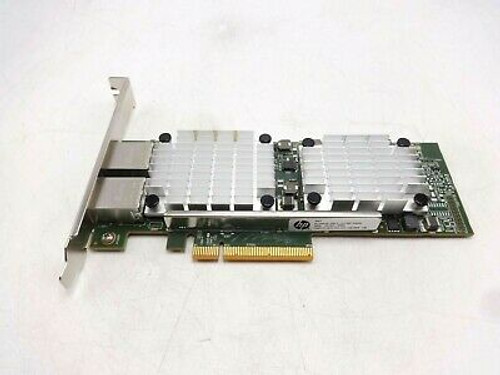 HP 657128-001 GP ETHERNET 10GB 2P 530T Adapter