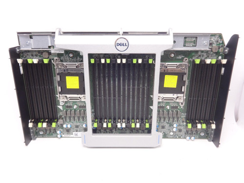 Dell 8HJ4P Poweredge R820 CPU/Memory Riser Board
