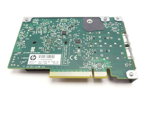 HP 790315-001 SPS 10G 2-Port 546FLR-SFP+ Ethernet Adapter