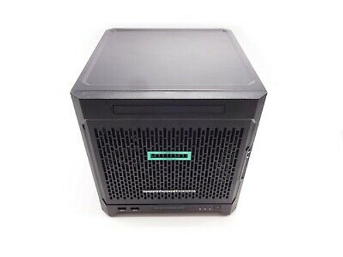 HP HPE 870208-001 ProLiant Gen10 G10 Microserver X3216 1.6GHz 1TB HD 8GB Memory