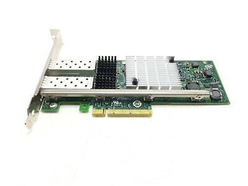 Dell T645H Intel 10GB Dual Port SFP+ Network Adapter Fibre Channel Card