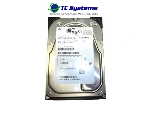 Dell XK111 MBA3147RC 146GB SAS 15K 3.5 Hard Drive