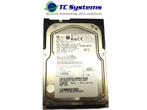 Dell G8816 MAX3036RC 36GB SAS 15K 3.5 HARD DRIVE036RC 36GB SAS 15K 3.5??? Hard Drive