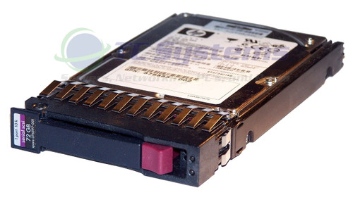 HP 376597-001 357861-B21 72GB SAS 2.5 10K Hard Drive
