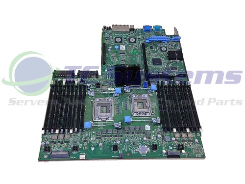 Dell 0NH4P Poweredge R710 System Board V2