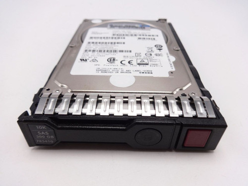 HP 785410-001 300GB 10K 12G 2.5inch SAS hard drive