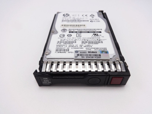 HP 719429-001 900GB 10K 6G SAS Hard Drive
