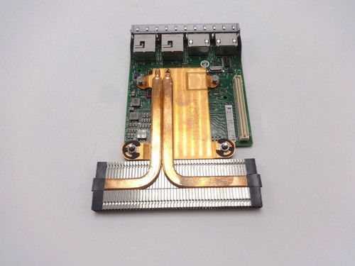 98493 - NIC Intel X540 BASE-T2 4-Port 2x10GbE; 2x10/100/1000 RJ45 Daughter Card Compellent SC8000