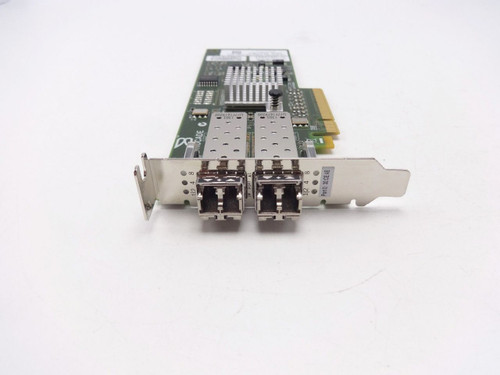 DELL KKYWJ Brocade 825 8GB Dual Port HBA FIRBE CHANNEL CARD