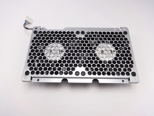HP 468760-001 Z800 workstation dual rear fan assembly