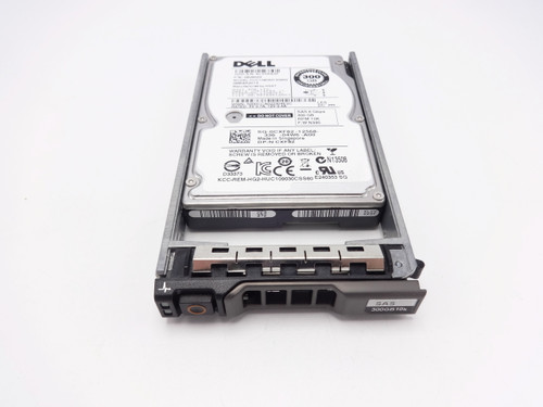 CXF82 - DELL CXF82 Super Clean Original Dell w/ Tray! 300GB 10K SAS 2.5 HD - 6 Mo