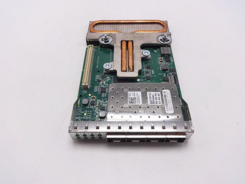 Dell D6T93 Emulex 10GbE oneconnect quad port daughter card
