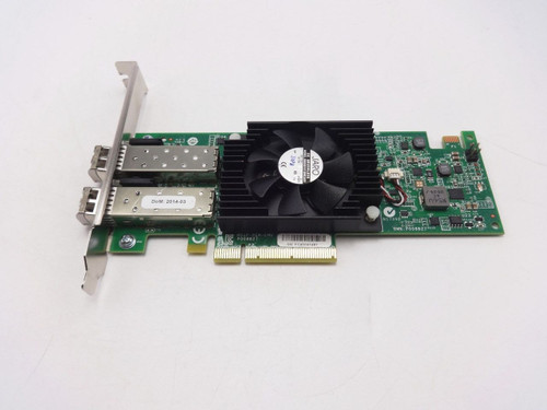 Dell YGW92 10GB dual port PCIe network adapter card