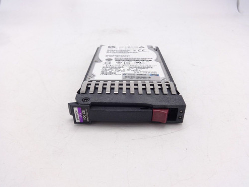 HP 619463-001 900GB 10K 6G SFF 2.5IN SAS HDD 641552-004 507129-017 eg0900fbvfq