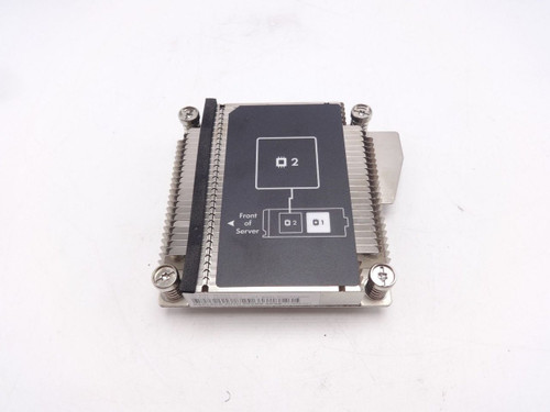 HP 777686-001 BL460C G9 HEATSINK CPU2