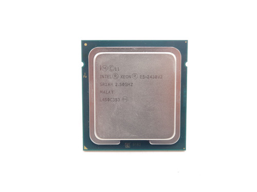 SR1AH Intel Intel E5-2430 V2 2.5GHZ 6C Processor