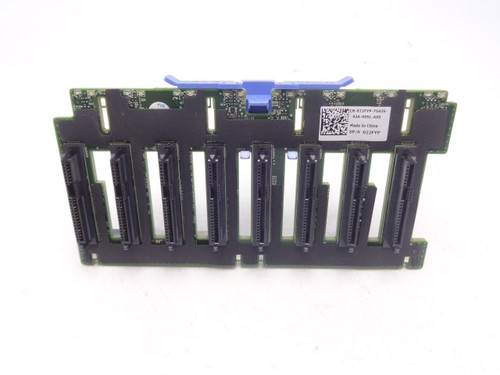 Dell 22FYP Poweredge R720 R820 8 x 2.5 Backplane