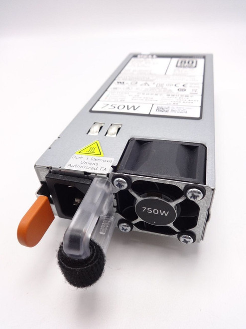 Dell 6W2PW 06W2PW 750W 80 Plus Platinum Hot Plug Power Supply Unit For Dell R520 R620 R720XD R820 T420 T320
