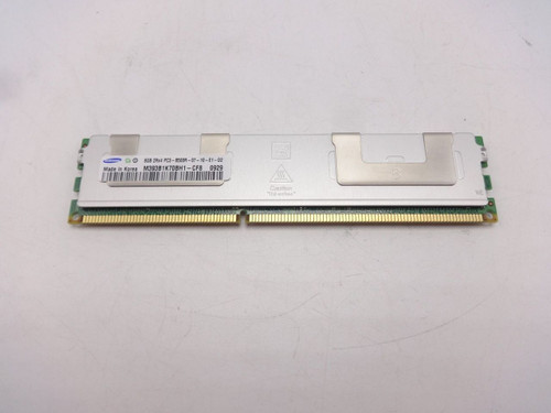 Samsung M393B1K70BH1-CF8 8GB PC3 8500R 2RX4 DIMM H132M Server Memory Only