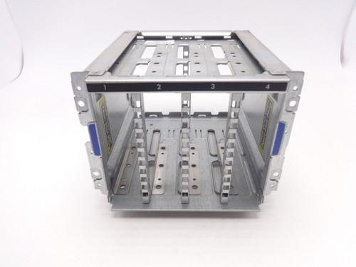 HP 686745-002 ML350E G8 4 Bay SAS/SATA Drive Cage