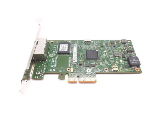 Dell 424RR I350-T2 Dual Gigabit NIC Card PCI-E