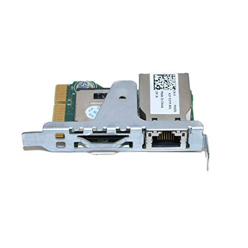 Dell iDRAC7 Express (no License) Remote Access Card 2827M 81RK6 WD6D2