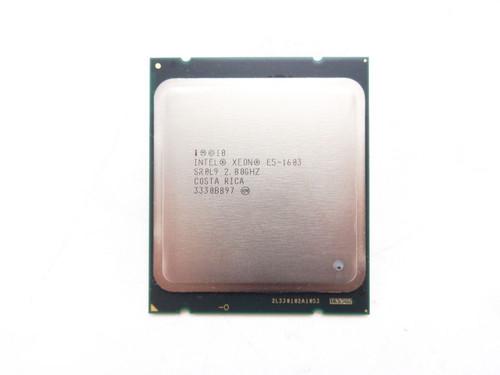 Intel SR0L9 Xeon E5-1603 2.8GHz QC 130W LGA2011 CPU