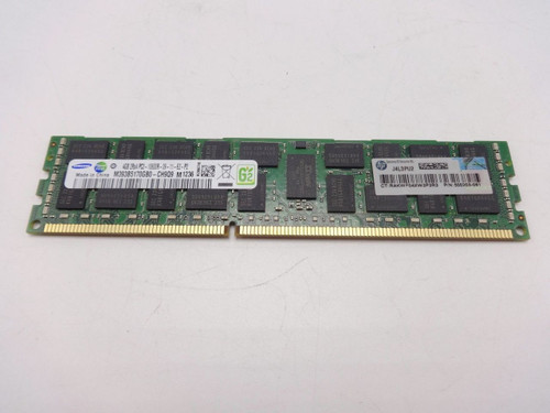 HP 500203-061 4GB DIMM PC3-10600R 256MX4 ROHS 500658-b21***Server Memory Only***