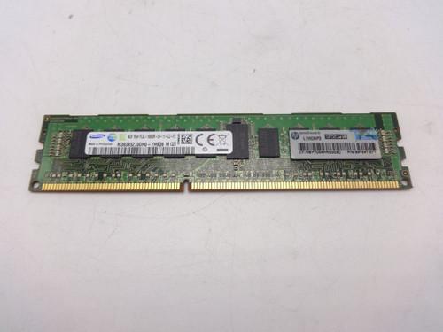 HP 647647-071 HP 4GB 1RX4 PC3L 10600R 647893-B21 *** Server memory only ***