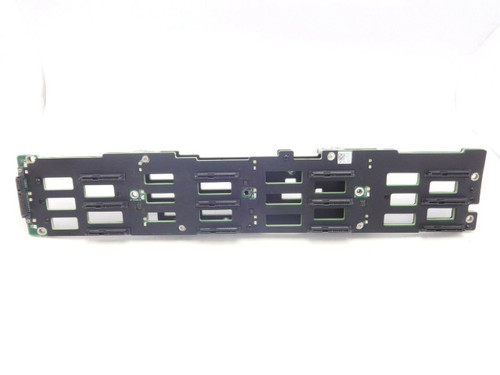 Dell YJGTD MD1200/MD3200I Backplane 12x3.5 With Midplane Board