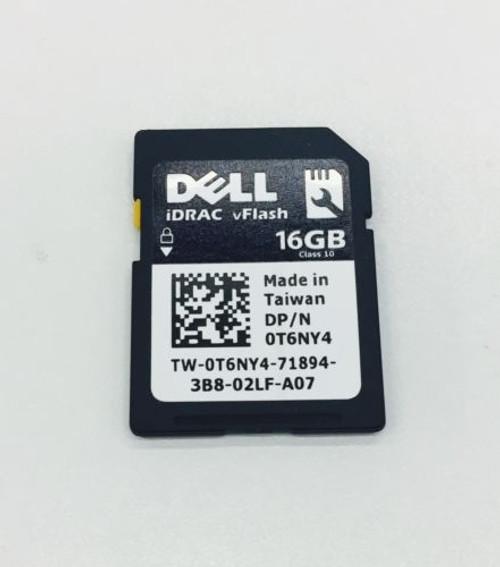 DELL T6NY4 16GB SD CARD IDRAC VFLASH