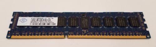 Nayna NT4GC72B8PB0NL-CG 4GB PC3 10600R 2RX8 memory dimm
