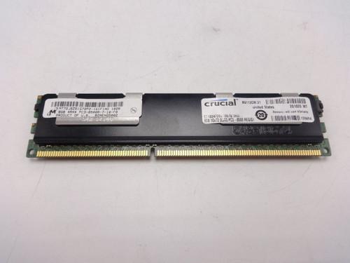 Micron MT72JSZS1G72PZ-1G1F1AD 8GB 4RX4 PC3 8500R Memory DIMM ***server memory***