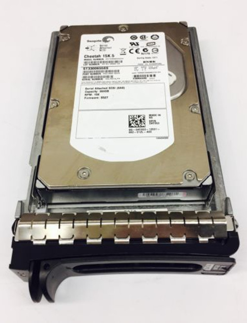 DELL HT953 300GB 15K SAS 3.5 3GBPS ST3300655SS