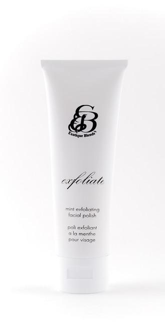 Exfoliate  -Mint Exfoliating Facial Polish