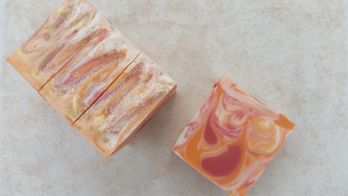 Tangy Kumquat Bath Bar
