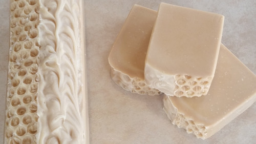 Oatmeal, Milk & Honey (Unscented) Bath Bar