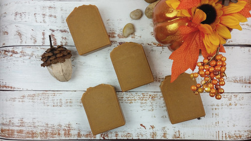 Pumpkin Spice Bath Bar