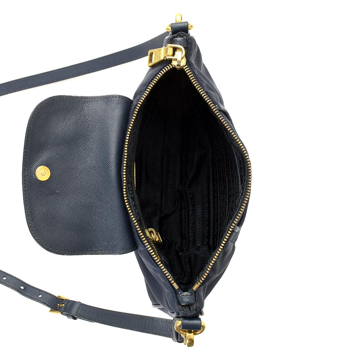 Tessuto Crossbody Bag - 1922MQ365