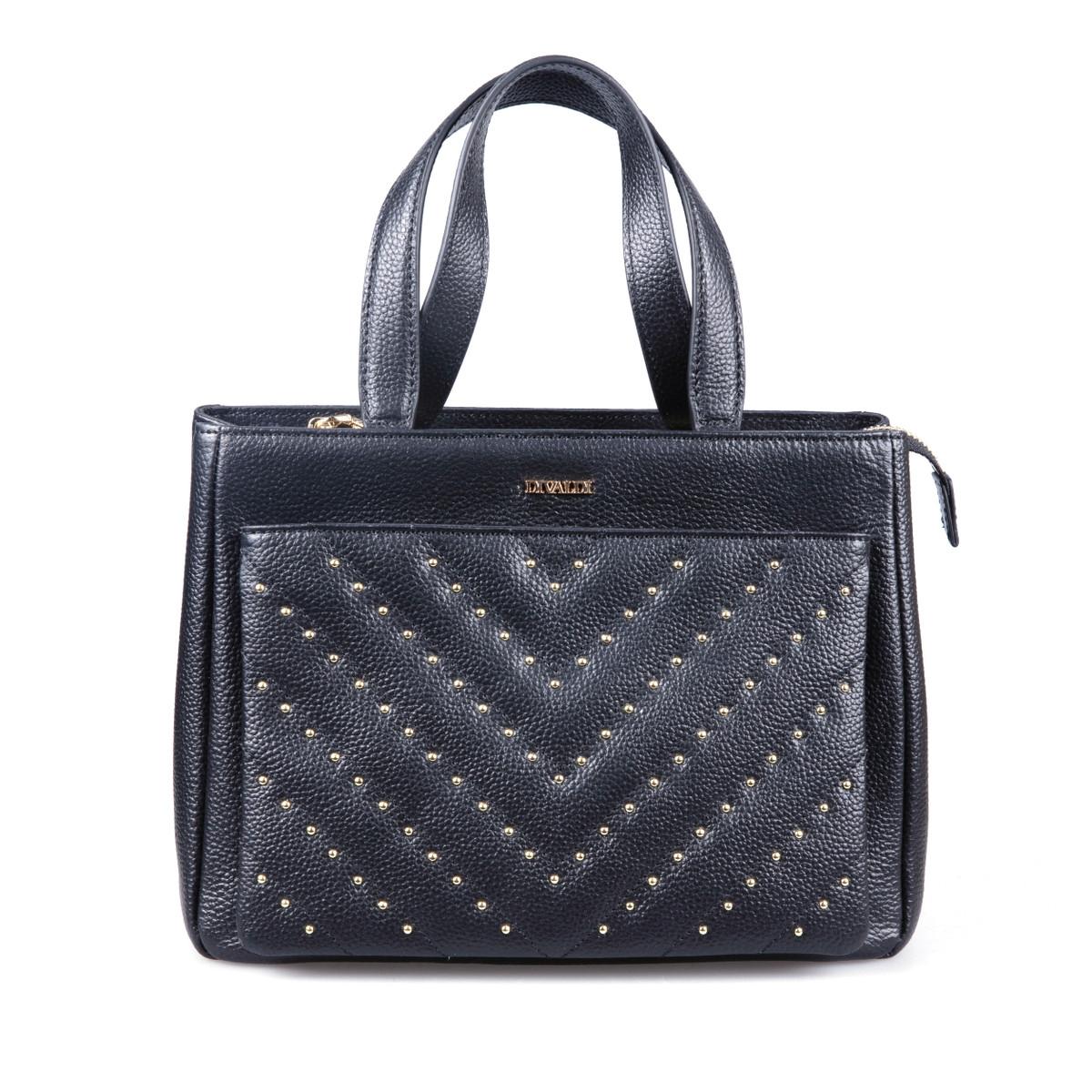 CLAUDIA HAND BAG WITH STUDS DVA-B-53022