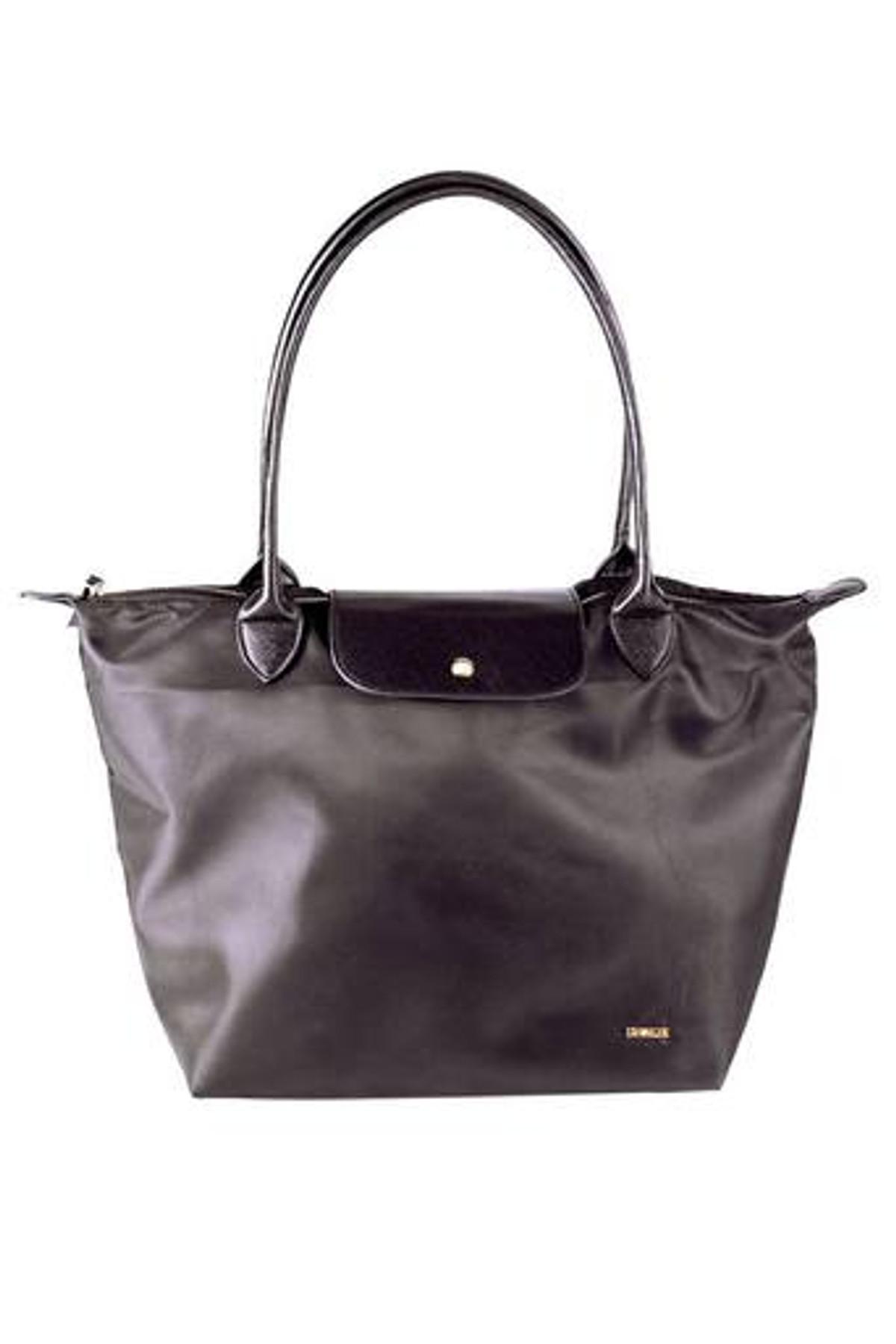 Sofia Shoulder Bag in Black
