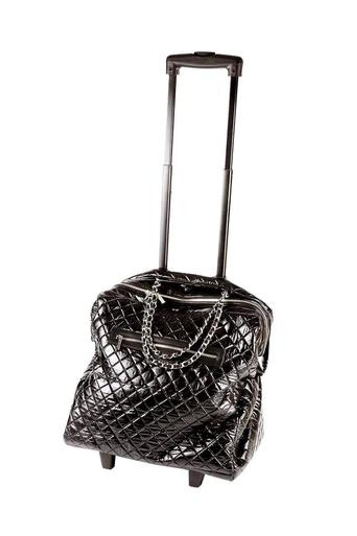 Vito Travel Bag in Black